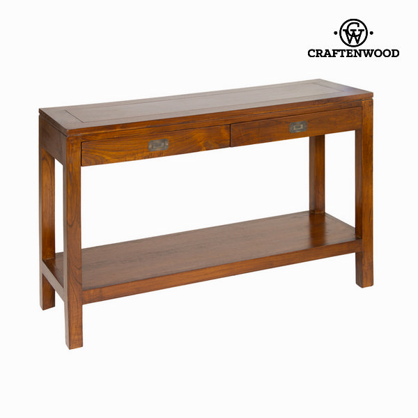 Console Mindi wood (120 x 78 x 40 cm) - Serious Line Collection by Craftenwood