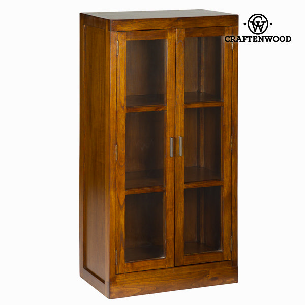 Wooden cabinet with 2 doors - Serious Line Collection by Craftenwood