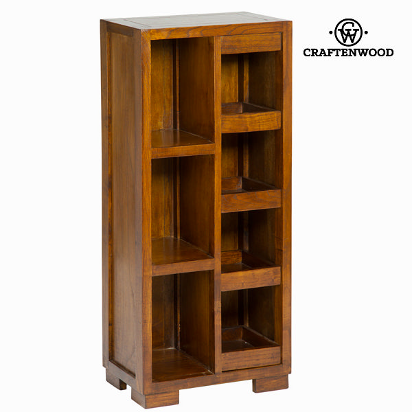 Shelves Mindi wood (105 x 45 x 35 cm) - Serious Line Collection by Craftenwood