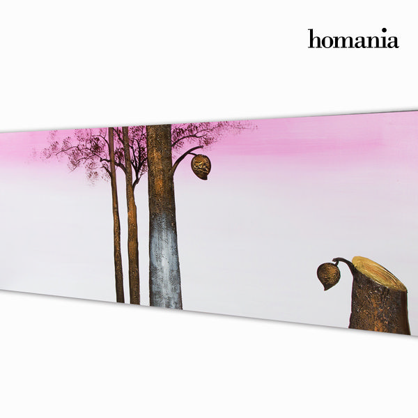 Oil Painting (100 x 5 x 100 cm) by Homania