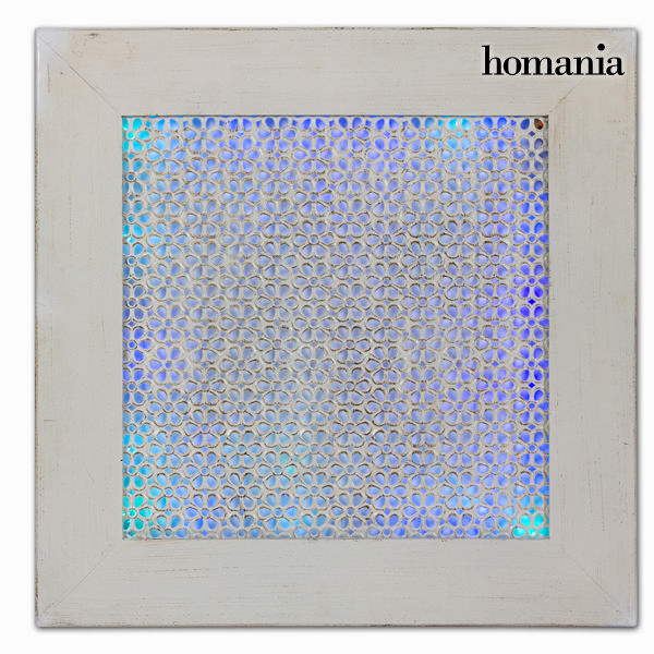 Picture frame with light by Homania