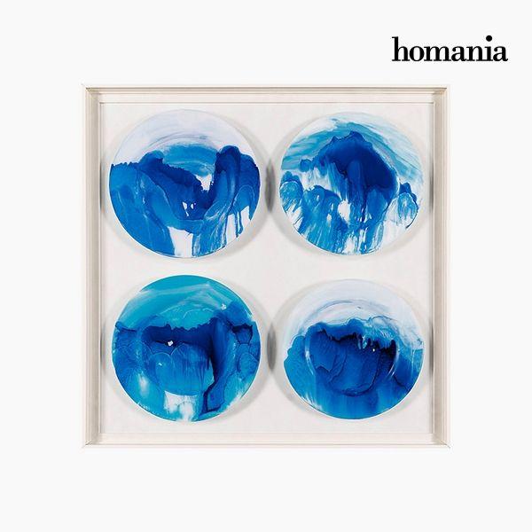 Acrylic Painting Plates (91 x 91 cm) by Homania