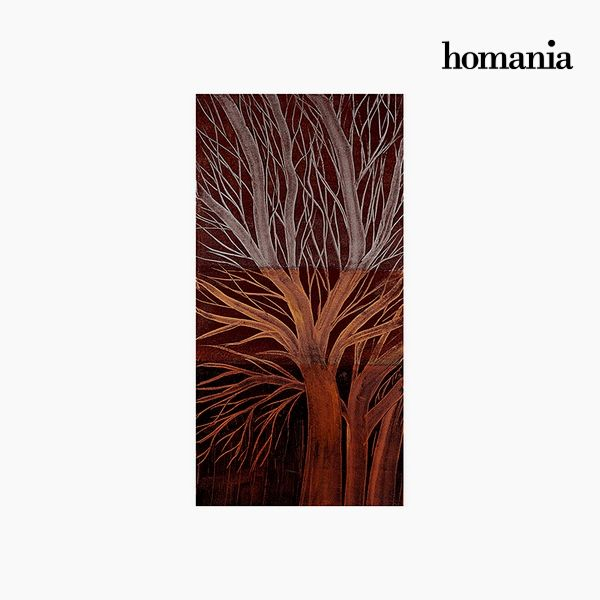 Acrylic Painting Tree (50 x 100 cm) by Homania