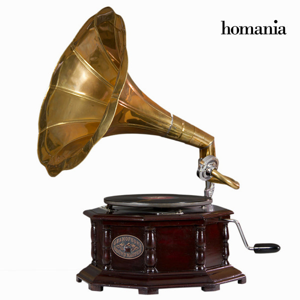 gramophone Octagonal - Old Style Collection by Homania