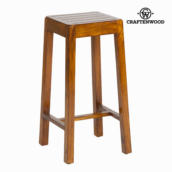 Stool Mindi wood (71 x 30 x 30 cm) - Franklin Collection by Craftenwood