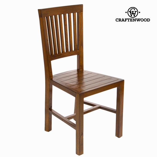 Dining Chair Mindi wood (45 x 44 x 95 cm) - Chocolate Collection by Craftenwood