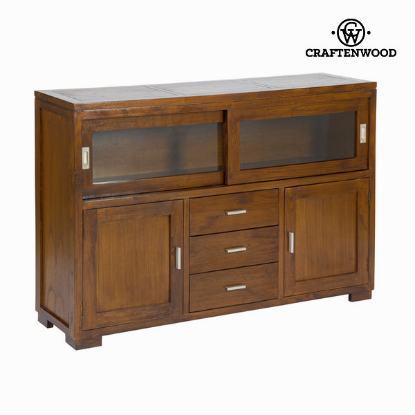 Sideboard Mindi wood (130 x 40 x 90 cm) - Chocolate Collection by Craftenwood
