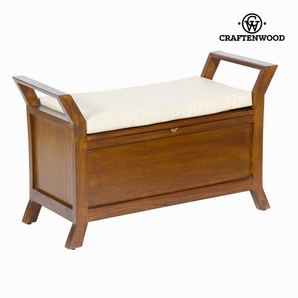 Desk with cushioned chair - Let's Deco Collection by Craftenwood