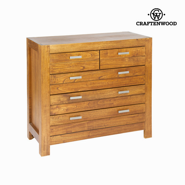 Console 5 drawers (114 x 45 x 88 cm) - Be Yourself Collection by Craftenwood