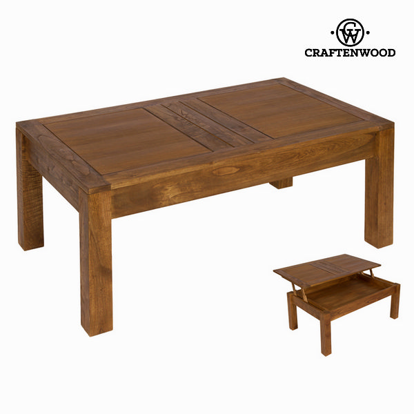 Lift-Top Coffee Table Mindi wood (110 x 65 x 45 cm) - Be Yourself Collection by Craftenwood
