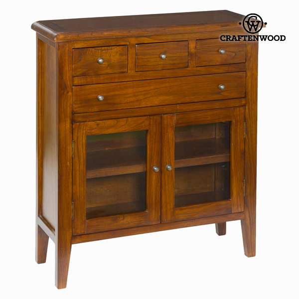 Cabinet 4 drawers and 2 doors - Serious Line Collection by Craftenwood