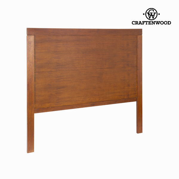 Headboard Mindi wood (160 x 145 x 3 cm) - Nogal Collection by Craftenwood