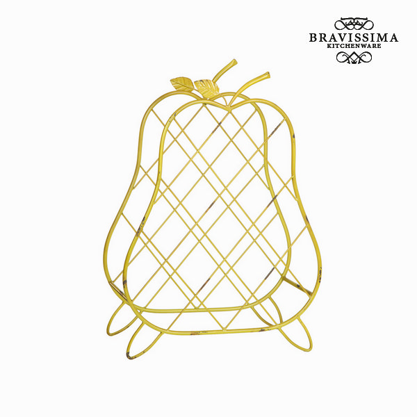 Bottle rack (58 x 42 x 18 cm) by Bravissima Kitchen