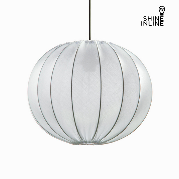 Ceiling Light Material Polyester Blanco by Shine Inline