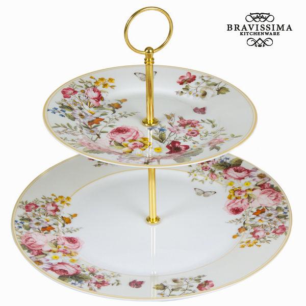 Serving Dish Porcelain - Kitchen's Deco Collection by Bravissima Kitchen