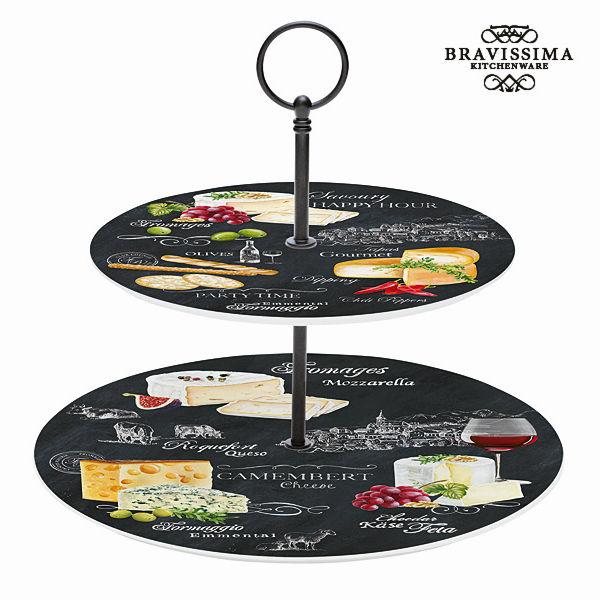 Serving Dish - Kitchen's Deco Collection by Bravissima Kitchen