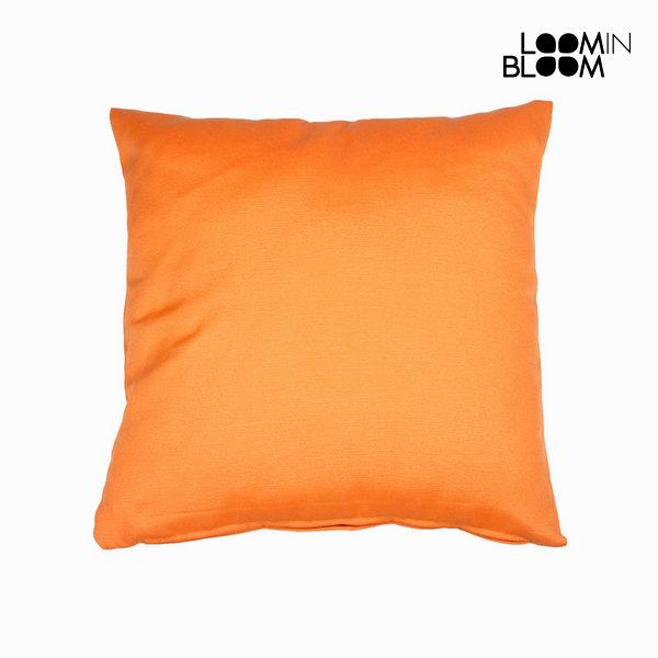 Cushion panamá orange by Loom In Bloom
