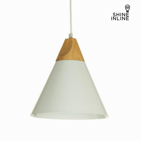 Ceiling Light Material Aluminium Blanco by Shine Inline