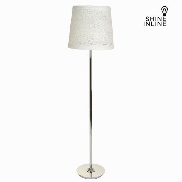 Floor Lamp Material Metal Blanco by Shine Inline