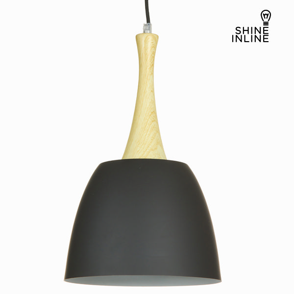 Ceiling Light Material Metal Negro by Shine Inline