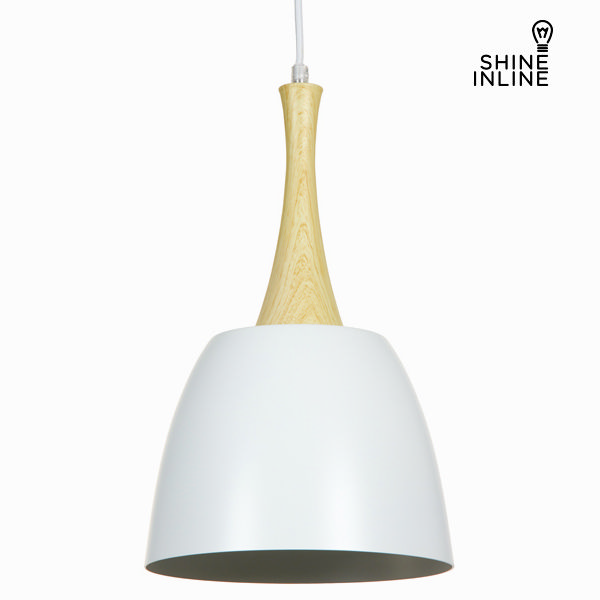 Ceiling Light Material Metal Blanco by Shine Inline