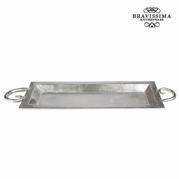 Tray Aluminium (70 x 24 x 4 cm) - New York Collection by Bravissima Kitchen