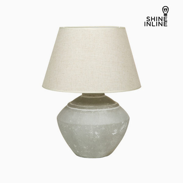 Ceramic table lamp by Shine Inline