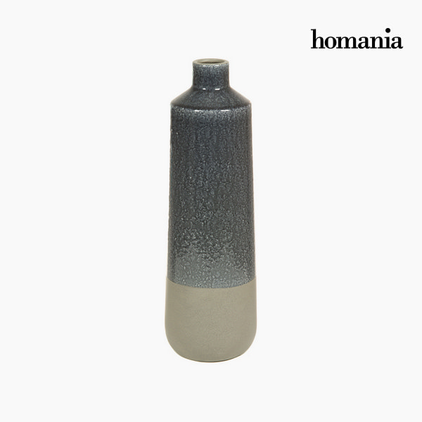 Gray ceramic vase by Homania