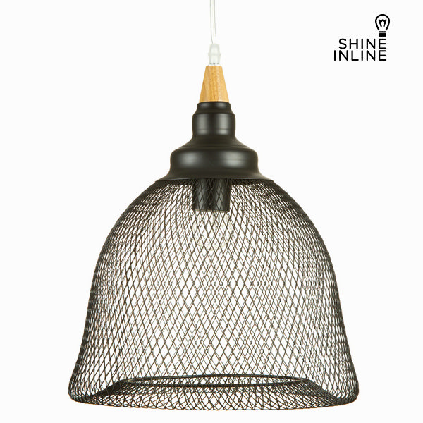 Ceiling lamp malla black by Shine Inline
