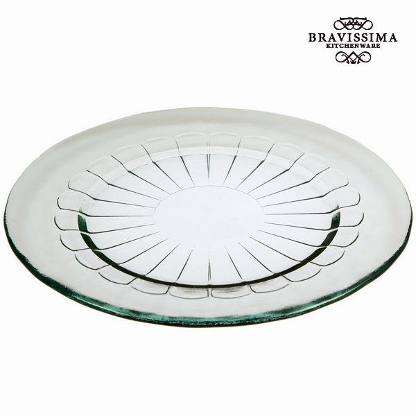 Underplate Transparent - Pure Crystal Kitchen Collection by Bravissima Kitchen