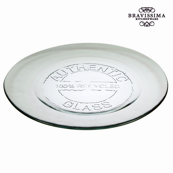 Underplate Transparent - Pure Crystal Kitchen Collection by Bravissima Kitchen