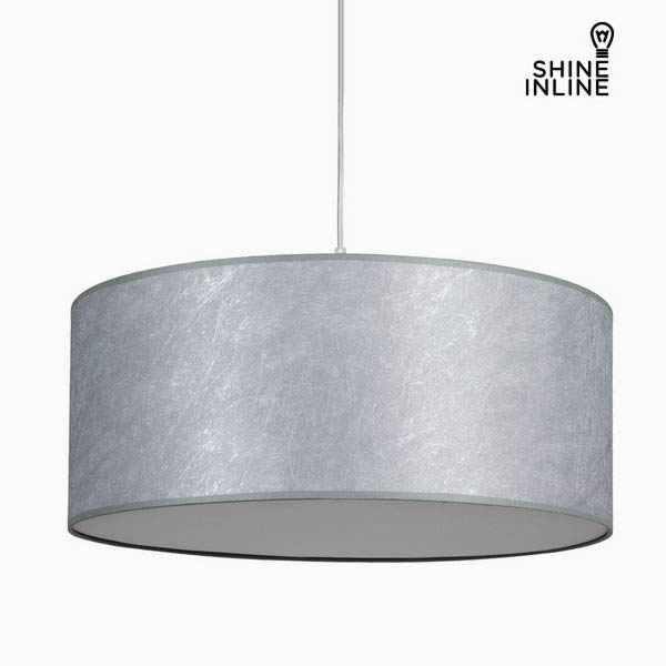 Tropic ceiling lamp silver by Shine Inline