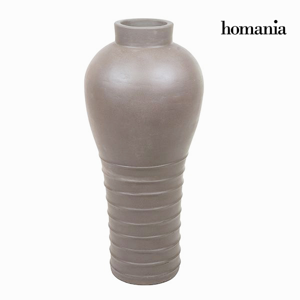 Vase Brown - Ellegance Collection by Homania