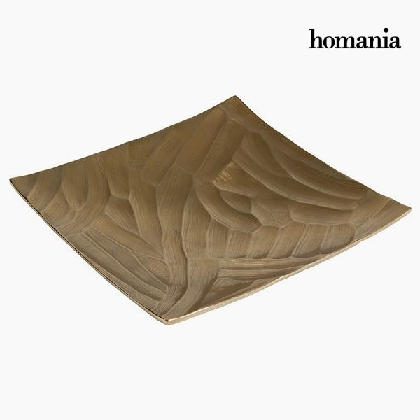 Centerpiece Squared Champagne - New York Collection by Homania
