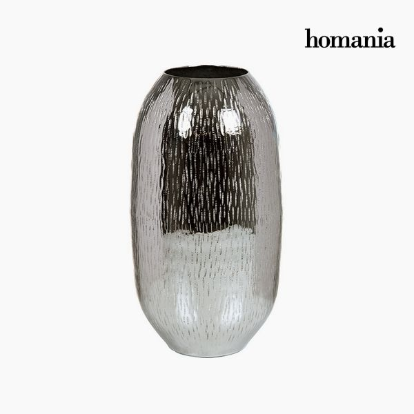 Vase Silver - New York Collection by Homania