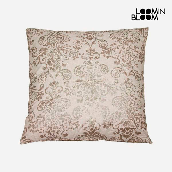 Cushion Beige (60 x 60 cm) - Cities Collection by Loom In Bloom