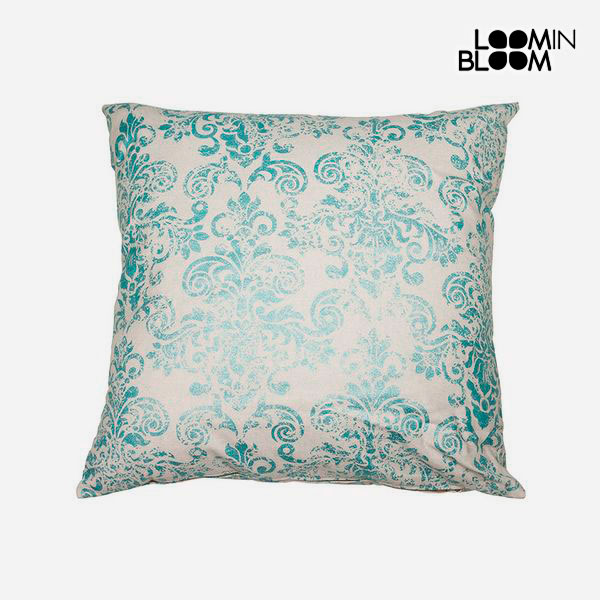 Cushion Green (60 x 60 cm) - Cities Collection by Loom In Bloom