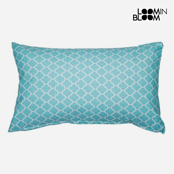 Cushion Blue (30 x 50 cm) - Sweet Dreams Collection by Loom In Bloom