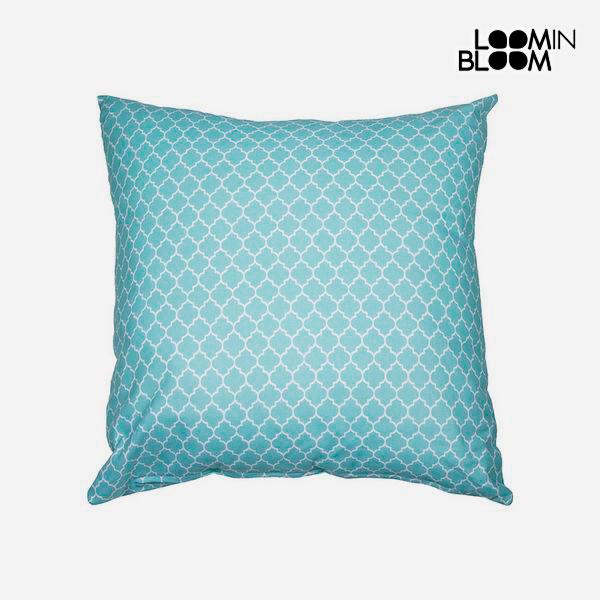 Cushion Blue (60 x 60 cm) - Sweet Dreams Collection by Loom In Bloom