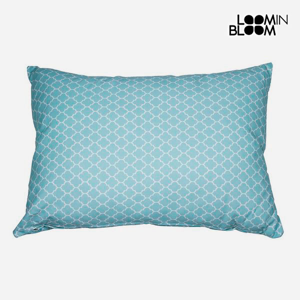 Cushion Blue (50 x 70 cm) - Sweet Dreams Collection by Loom In Bloom