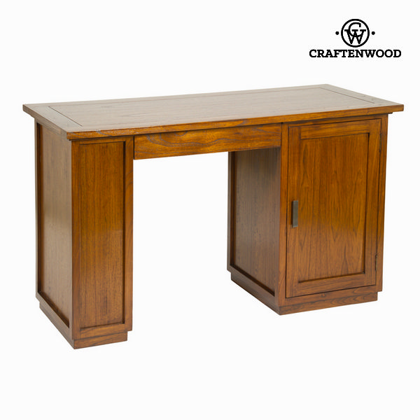 Desk Acacia (130 x 78 x 55 cm) - Serious Line Collection by Craftenwood
