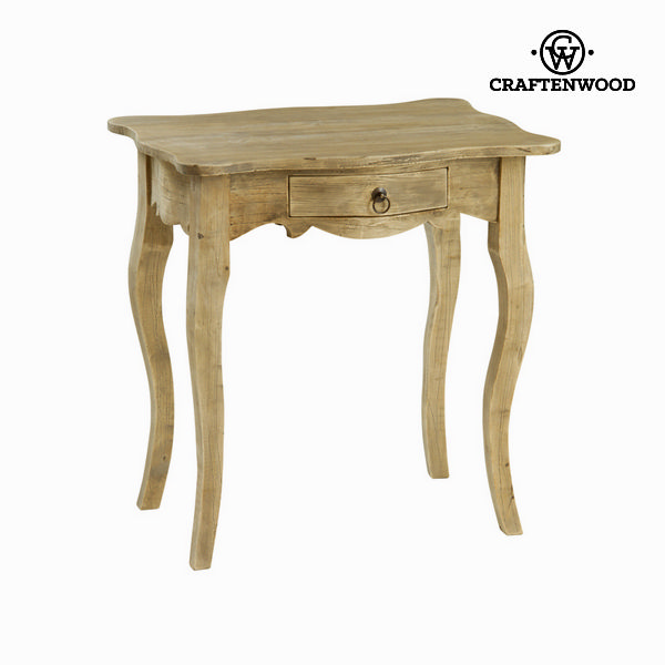 Side Table Rubber wood (66 x 45 x 66 cm) - Poetic Collection by Craftenwood