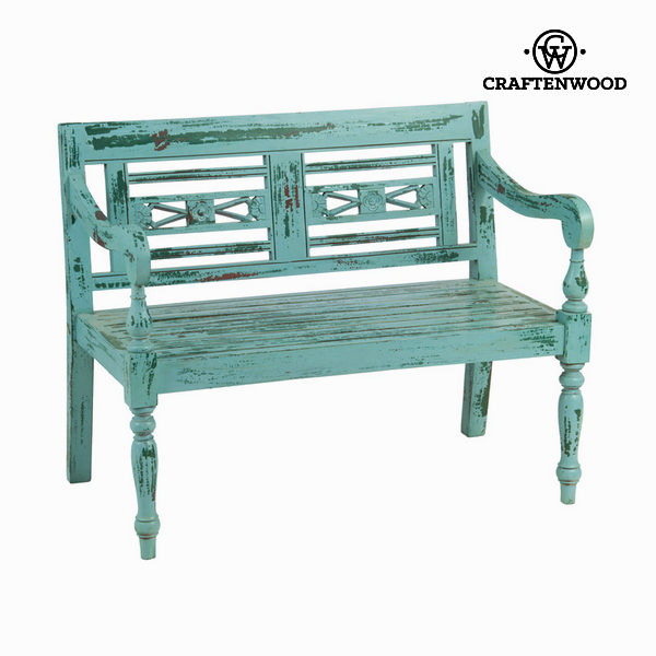 Wooden bench by Craftenwood
