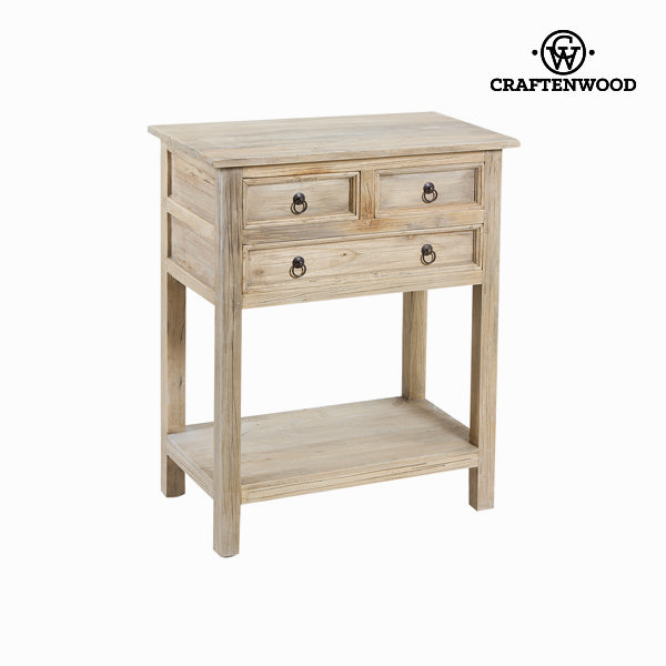 Side Table Craftenwood (81 x 66 x 38 cm) - Pure Life Collection