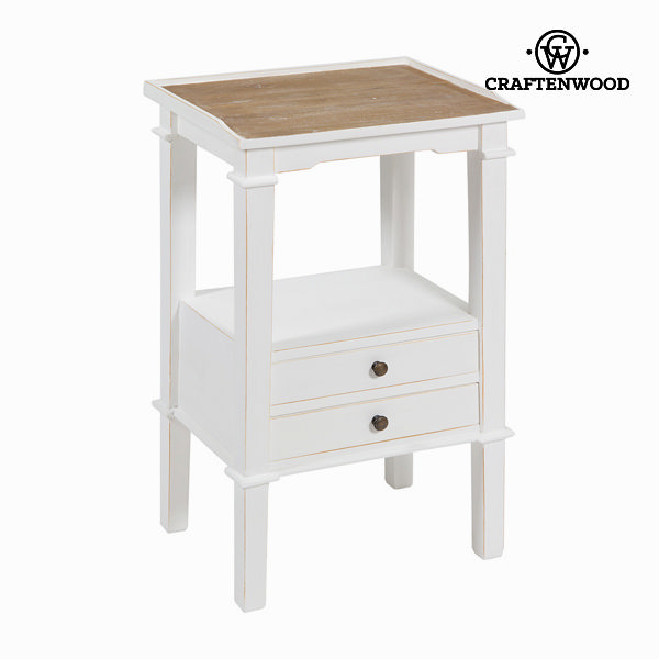 Phone table 2 drawers by Craftenwood