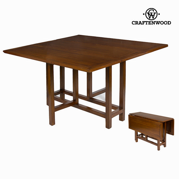 Square folding table - Serious Line Collection by Craftenwood