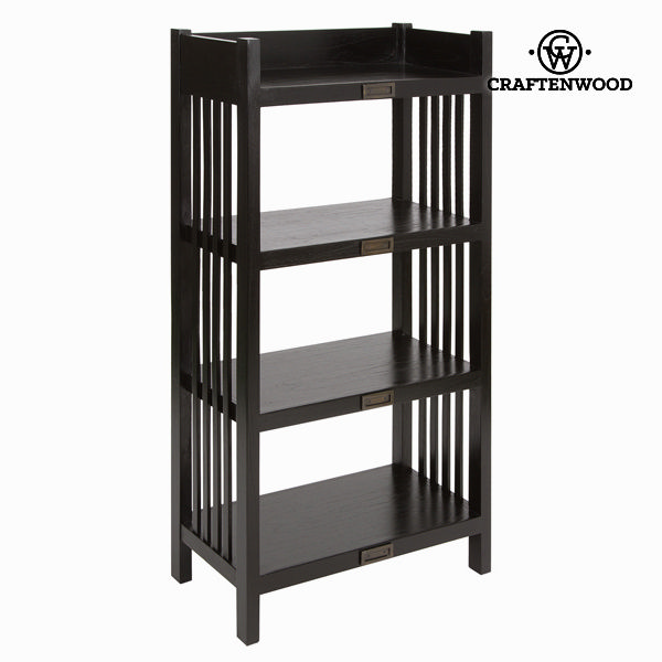 Bookcase 4 shelves - Chocolate Collection by Craftenwood