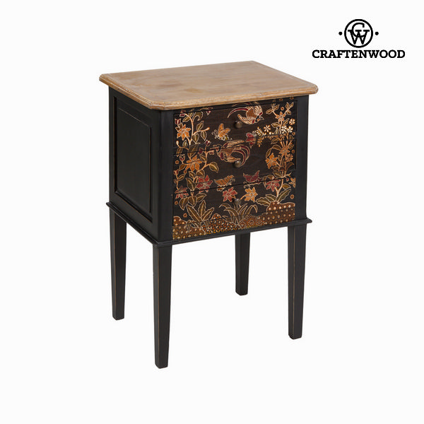 Side Table Craftenwood (50 x 38 x 75 cm) - Paradise Collection
