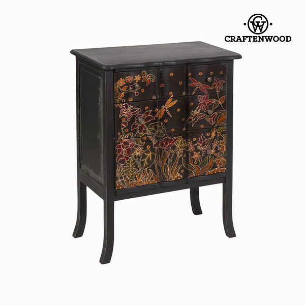 Batik chest 3 drawers - Paradise Collection by Craftenwood