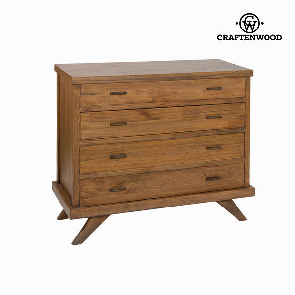 Chest of drawers Craftenwood (100 x 40 x 90 cm) - Ellegance Collection